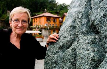 Eva Sørenen og den grønne granit italy-dk