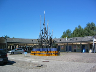 Fraktalskulptur UKID 2