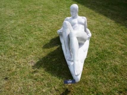 Længsel Skulpturudstilling Willumsen 2009
