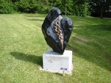 Pomposo Skulpturudstilling Willumsen 2009