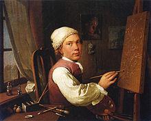 Selvportræt 1766