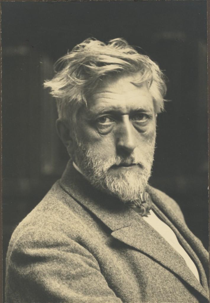 Willumsen portræt 1929