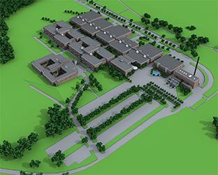 Fredrikssund Sygehus model Region H