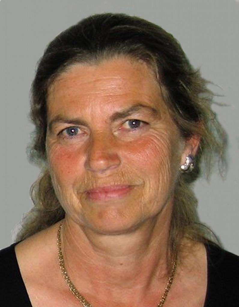 Gitte Harslev foto Anja Johansen