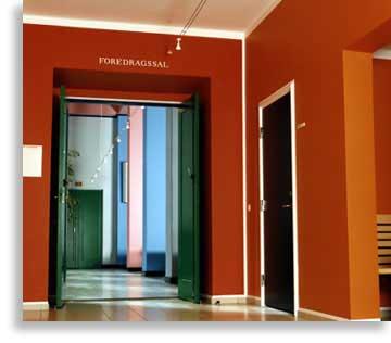 Frederiksberg Tekniske Skole farvesætning