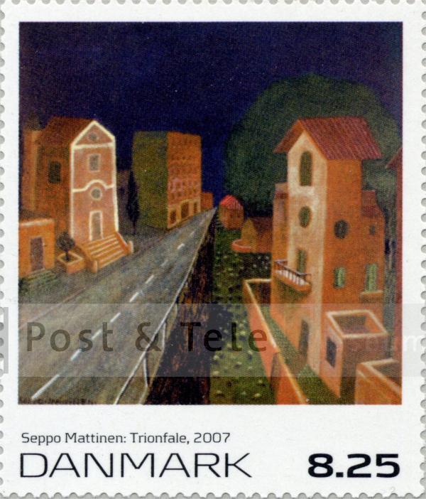 Kunstfrimærke 2007