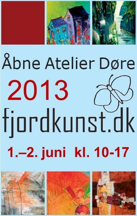 Åbne Atelierdøre 2013
