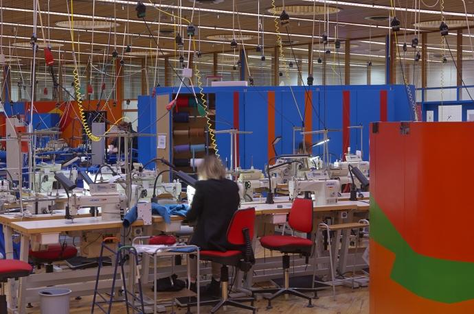 Angli-fabrikken Paul Gadegaard