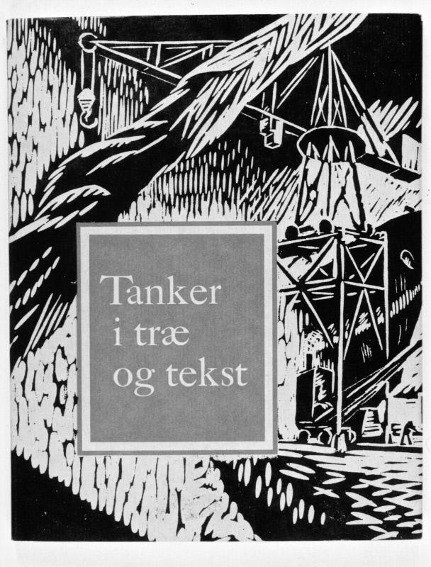 Tanker i træ og tekst