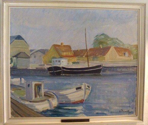 tre-skibe-i-frederikssund-havn-frederikssund-radhus